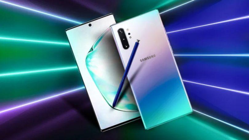 Samsung Galaxy Note 10-Note10+
