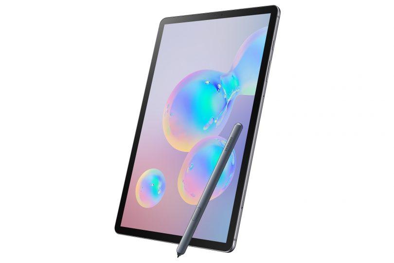 Samsung's Galaxy Tab S6