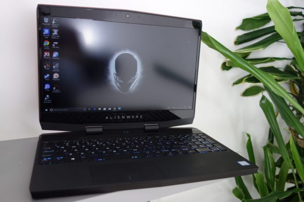 Best gaming laptop - Alienware m15