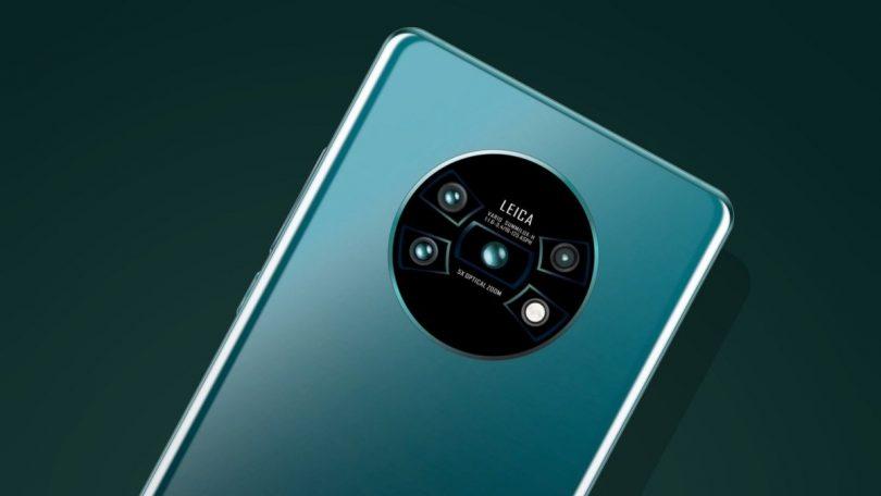 Huawei Mate 30-Mate 30 Pro