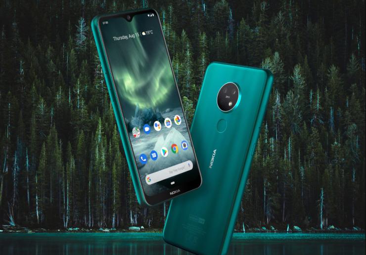Nokia 6.2-Nokia 7.2