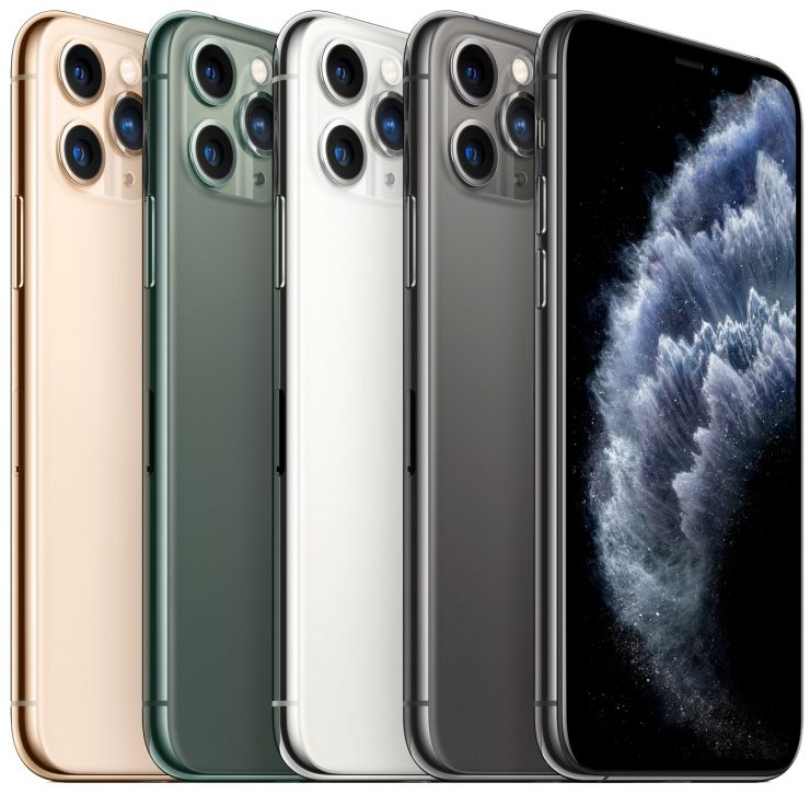 iPhone 11 Pro-iPhone 11 Pro Max