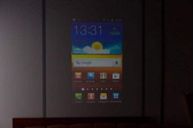 Обзор смартфона Samsung Galaxy Beam