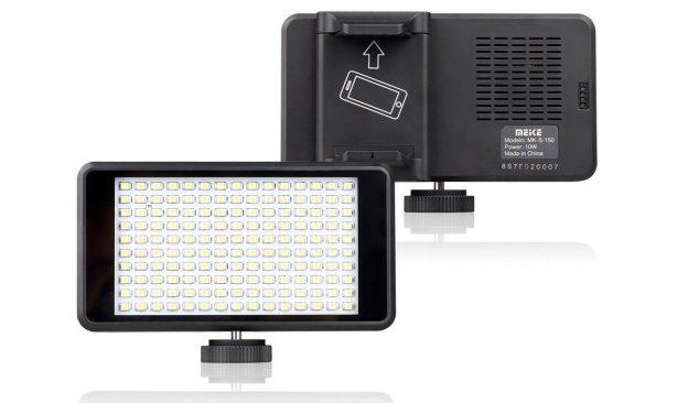 Meike S150 phone LED panel