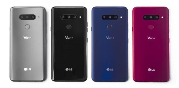 Картинки по запросу LG V40 ThinQ