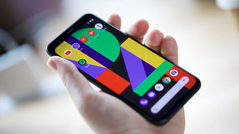 Google Pixel 4-Pixel 4XL