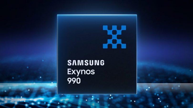 SoC Exynos 990