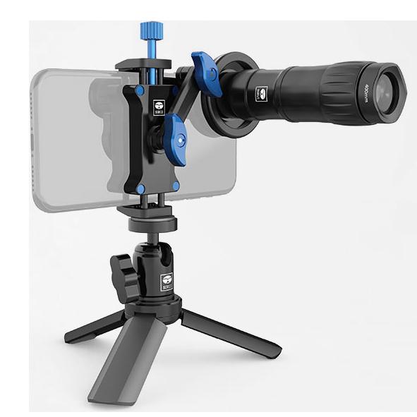 Телеобъектив Sirui 400мм для смартфона proOrder=14.09.2019
