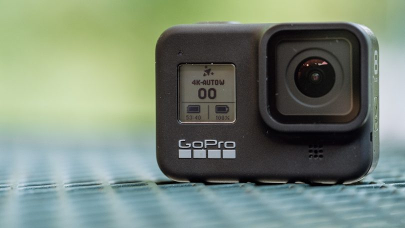 GoPro Hero 8 Black-Max