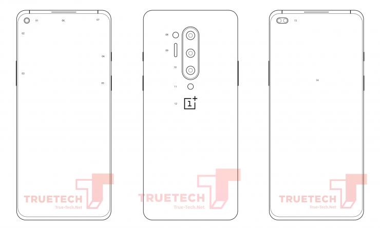 OnePlus 8-8Pro