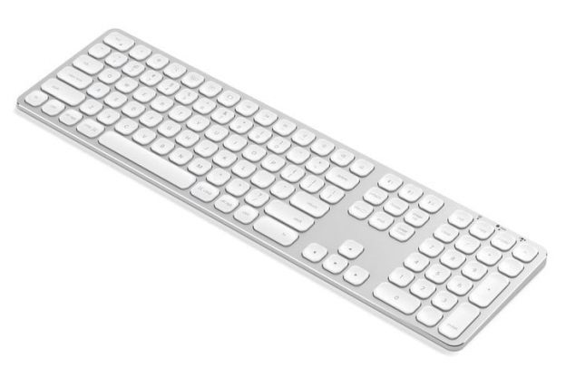 Satechi aluminum wireless keyboard
