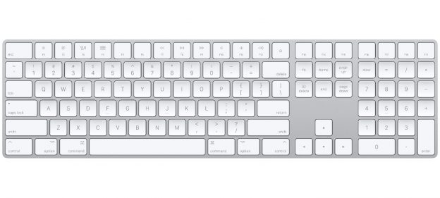 Картинки по запросу Apple Magic Keyboard with Numeric Keypad