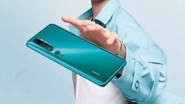 Xiaomi MiNote10