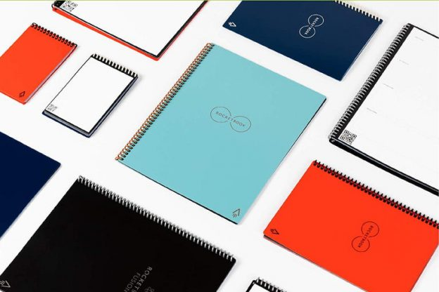 the best smart notebooks of 2019 rocketbook reusable notebook dotted grid