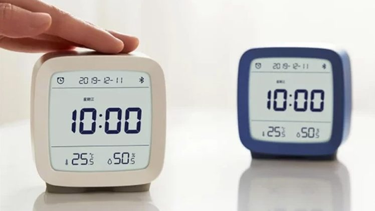 Qingping Bluetooth Alarm Clock