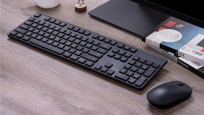 Xiaomi Wireless Keyboard and Mouse Set