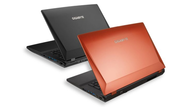 Ноутбуки GIgabyte