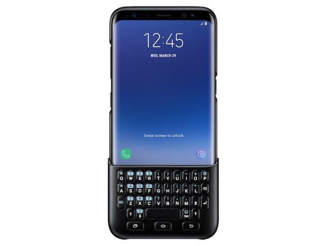 """Картинки по запросу """"Samsung Galaxy S8+ Keyboard Cover"""""""""""