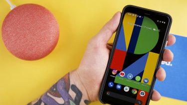 Google Pixel 5-Pixel 5 XL