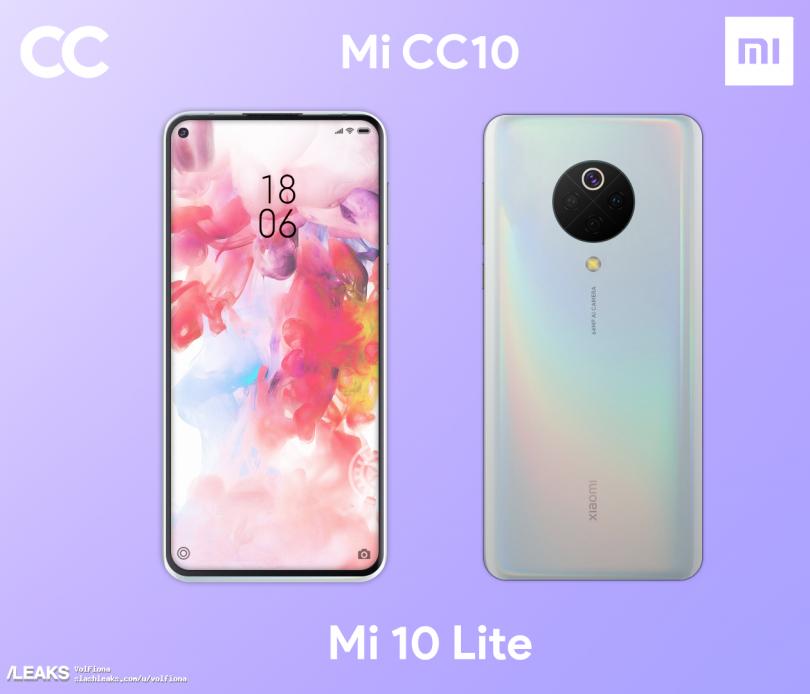 Xiaomi Mi10Lite