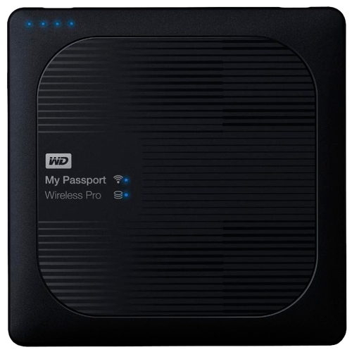 Внешний HDD Western Digital My Passport Wireless Pro 1 ТБ