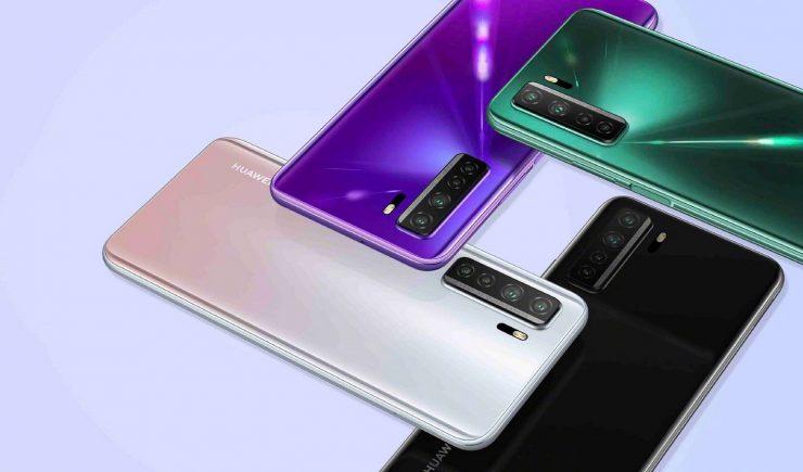 Huawei Nova 7, Nova 7 SE Nova 7 Pro