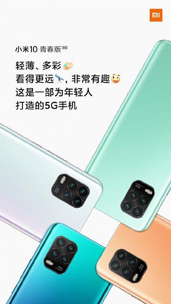 MIUI 12-Xiaomi Mi 10 Lite