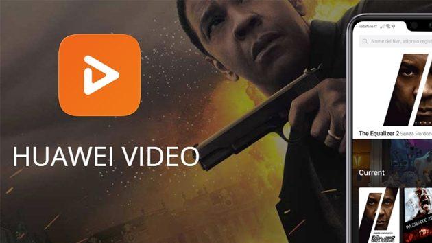 huawei- video