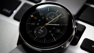 Лучшие мужские умные часы