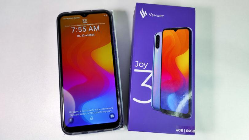 Обзор VSMART Joy 3+