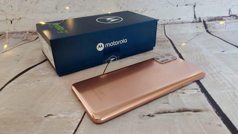 Обзор смартфона Moto G9 Plus
