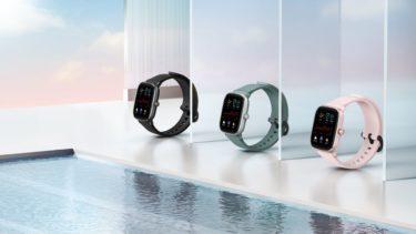 Amazfit представила умные часы Amazfit GTS 2 mini