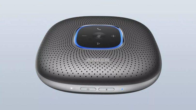 Для домашнего офиса: Anker представила миниатюрный спикерфон PowerConf
