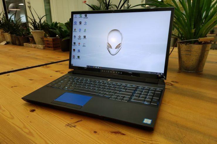 Best Gaming Laptop - Alienware Area 51m