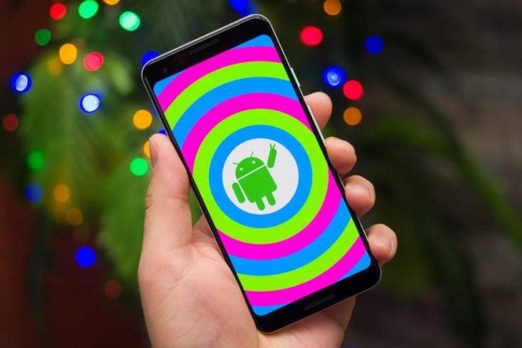 Сразу три смартфона Samsung получили обновление Android 10 | NanoReview.net
