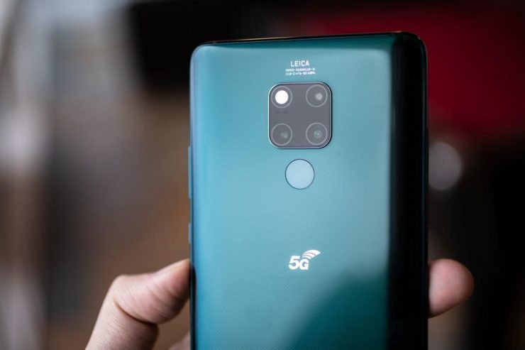 5G-смартфоны уже победили. В Китае на них приходится более 60% продаж