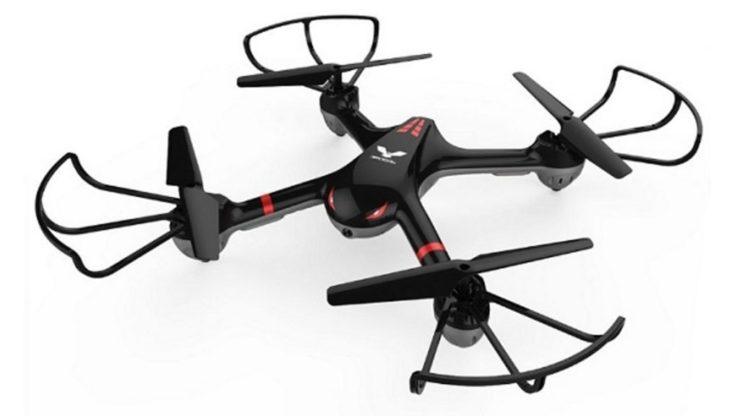 Купить дрон DROCON X708W всего за $55,99 на Amazon [+Купон]