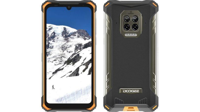 Сверхпрочный смартфон Doogee S86 выйдет в России в феврале