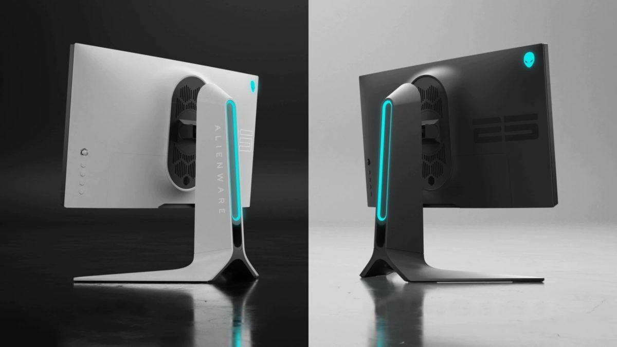 best 240hz monitors alienware 25