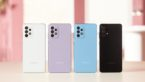 Samsung представила смартфоны Galaxy A52 и A72
