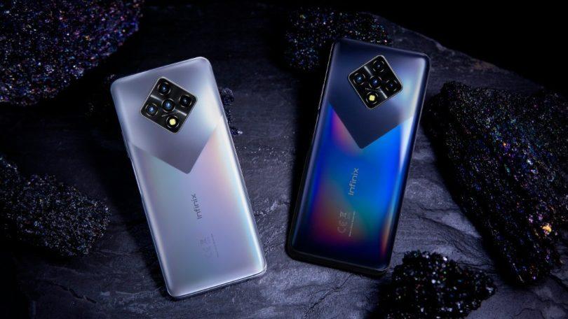 Лучшие смартфоны Infinix