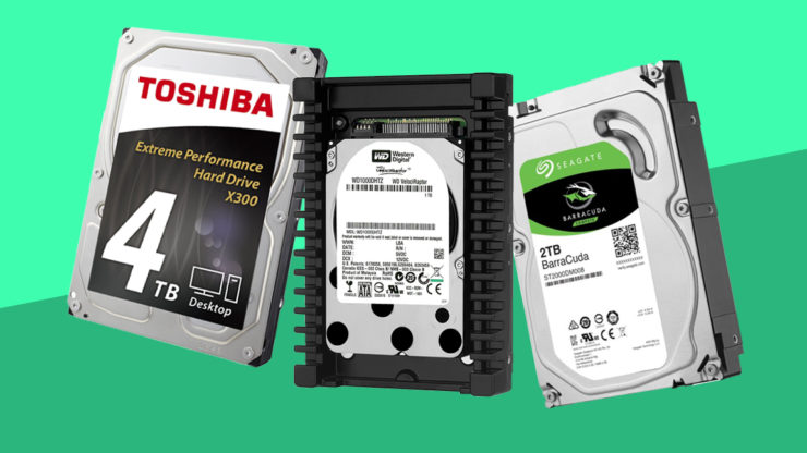 Best hard drives 2021: the best HDDs to save all your data | TechRadar