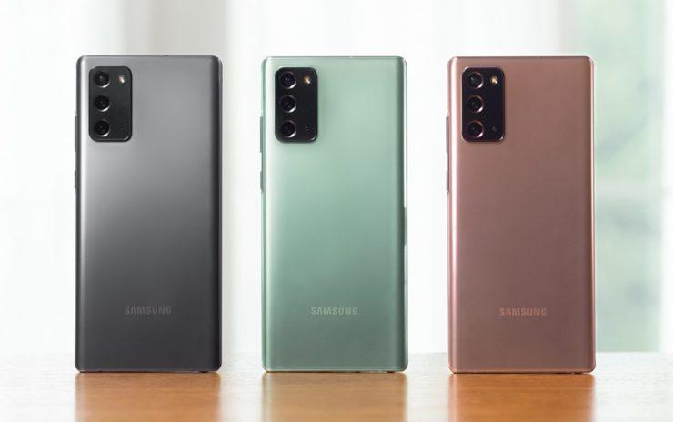 Bemutatkozott a gyönyörű Galaxy Note 20 és Note 20 Ultra - Android Hírek