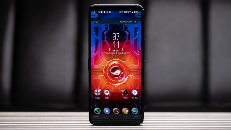 """🌴 David ImeI 🌴 on Twitter: """"The @ASUS_ROG Phone 3 just got announced. I've been testing it for a while, and it's safe to say this is the fastest phone I've ever"""
