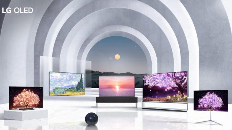 LG: az új panellel és processzorral rendelkező 2021-es OLED TV-kről - HaziMozi