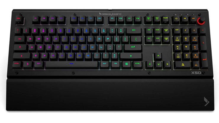 Das Keyboard X50Q