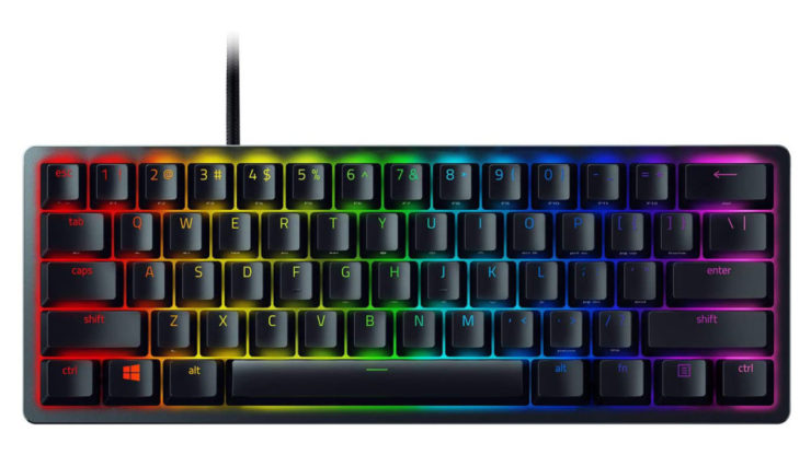 Razer Huntsman Mini mechanical keyboard