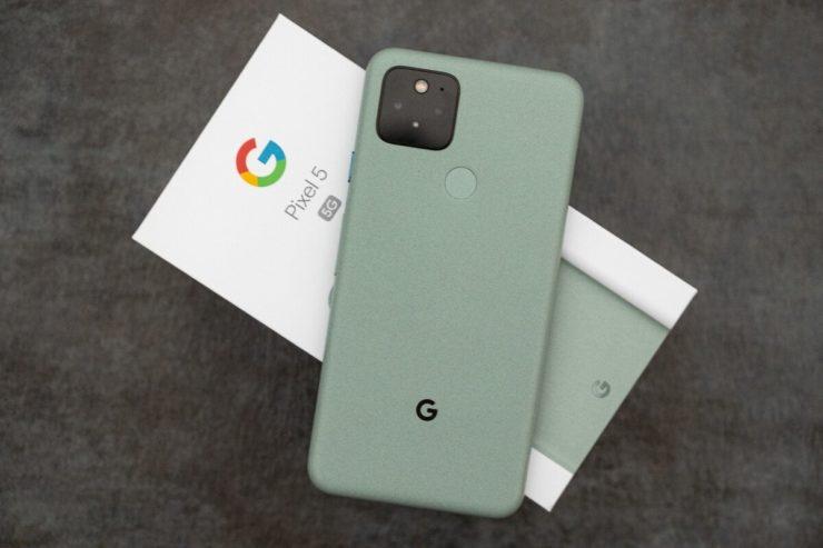 Botrányosan lassú a Google Pixel 5 - iPon - hardver és szoftver hírek, tesztek, webshop, fórum