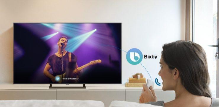 Samsung Smart TV | Voice assistant on your Smart TV | Samsung CA