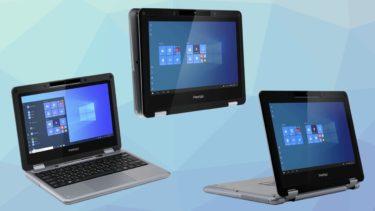 Prestigio выпустила ноутбук-трансформер Ecliptica 116 C3